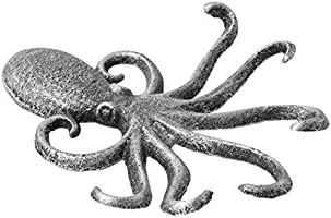 Gancho de pared de hierro fundido Octopus - Tentáculos de pulpo ...