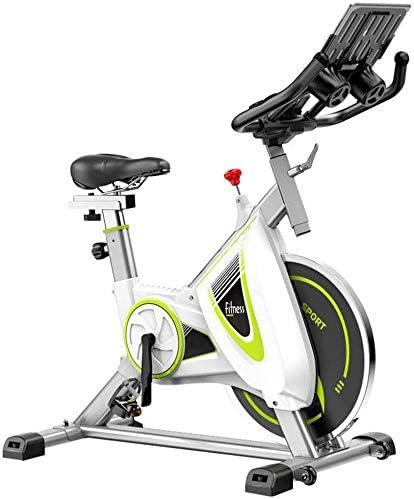 RUN Inicio Bicicleta de Spinning, 1130 × 560 × 1090mm de producirse el Silencio de Soporte de Peso Pedal de la Bicicleta estática, Apto para Fitness/Adelgaza/Ejercicio de la Yoga: Amazon.es: Deportes y