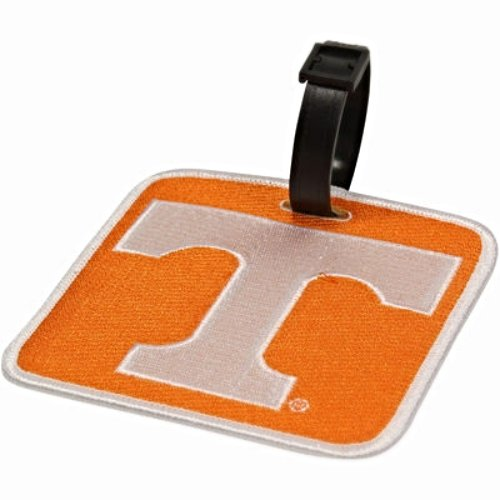 NEW! Tennessee Volunteers Golf Bag Tag Embroidered Luggage Tag VOLS