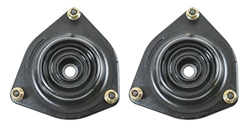 Front Upper Strut Mounts w/Bearings Left & Right Pair Set for Hyundai Kia
