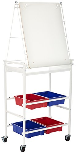 ce Easel Cart with Wheels ()