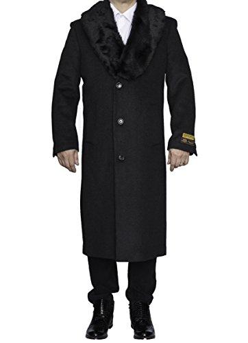 Cashmere Blend Overcoat - 7