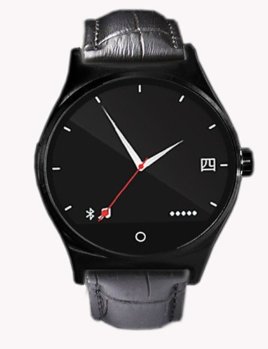 RWATCH R11/Bluetooth/Infrared Double Remote Control/Smart Watch , black