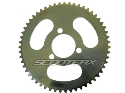 Scooterx 55 tooth sprocket for Gas Scooter, Pocket Bike, ...