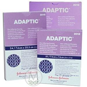 Sammons Preston Adaptic Non-Adherant Dressing Sterile 3''X8'' 24 Each / 1 Carton / box by Johnson