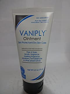 Vaniply Ointment for Sensitive Skin 2.5 oz (70 g)