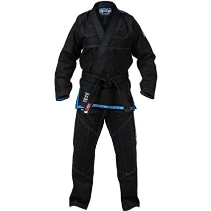 Amazon.com: Tatami Zero G V3 BJJ Gi., negro, A4: Sports ...