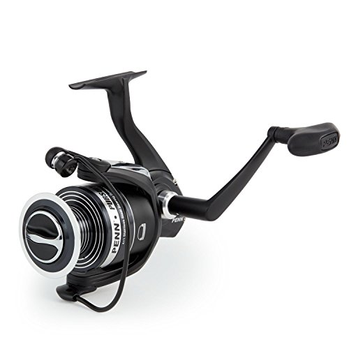 Steel Penn Reel (Penn Pursuit II Spinning Fishing Reel)