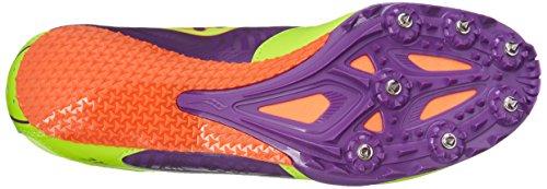 Saucony Chaussure Spitfire Femme Citron / Violet / Orange