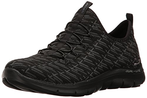 Skechers 2 0 Sneaker Insight Flex Black Appeal Women's qFgFw4