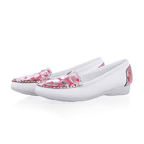 Zapatos planos de luz en la primavera/Zapatos casuales de moda/Calzado Lazy/Zapatos de mujeres salvajes del A