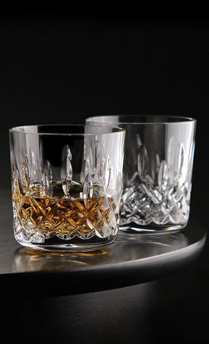 Waterford Crystal Pilsner - Waterford Crystal Giftology Lismore 9oz Tumbler, Pair