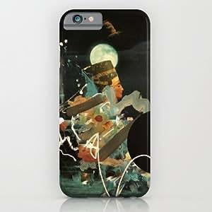 """Society6 - """"....it's A Boy, Mrs. Walker, It's A Boy....."""" iPhone 6 Case by Bob Daalder"""