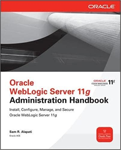 Oracle Application Server 10g Administration Handbook (Oracle Press)