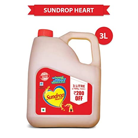 Sundrop Heart Oil, 3l