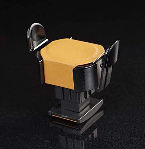 LXDDP Watch Winder Singolo Orologio Automatico per 1 Orologio Cassa in Pelle Impermeabile con Display in Pelle PU con Motore Silenzioso, Migliori Regali