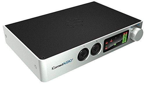 iConnectAUDIO2+ Ultra-Versatile 2-in 6-out Audio & MIDI Interface for Musicians & DJs