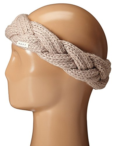 Neff Women's Bando Cable-Knit Headband, Creme, One Size -