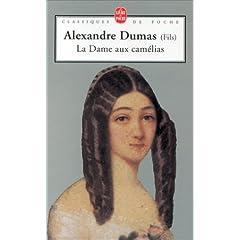La Dame aux camélias par Dumas fils