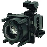 AuraBeam Economy Replacement Television Lamp for Sony XL-2500 with Housing