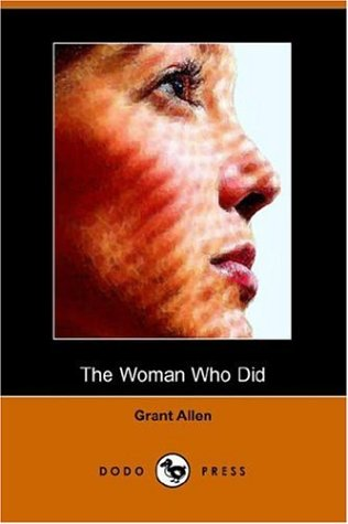 book cover of The Woman Who Did