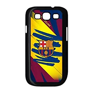 Barcelona Samsung Galaxy S3 9300 Cell Phone Case BlackY4626586