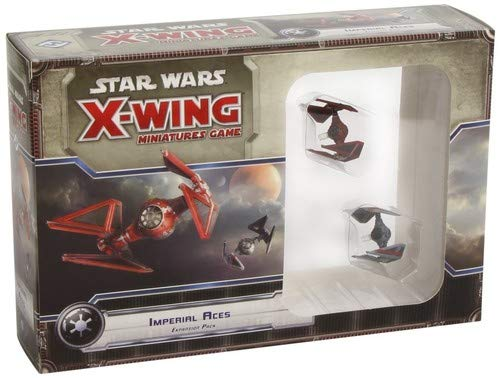 Imperial Wings - Star Wars: X-Wing - Imperial Aces