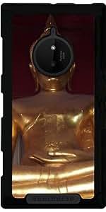 Funda para Nokia Lumia 830 - Buda De Oro by Marina Kuchenbecker