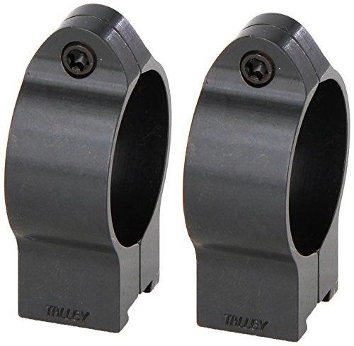 "Talley 22CZRH 1"" Rimfire Rings for CZ High"