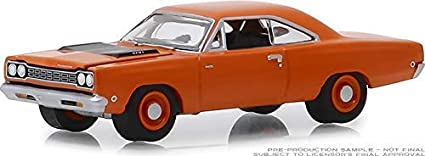 Greenlight 27980-c Plymouth Road Runner Hemi-Anniversary Collection 1:64 Nouveau °