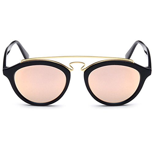 De Hombres Gato Durable Moda Espejo Moderno Modelando Ojo Gafas CdBxroe