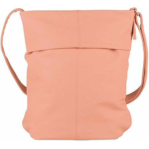 Handtasche Umhängetasche Frauentasche MADEMOISELLE M14 peachZWEI FKXpyKwZme