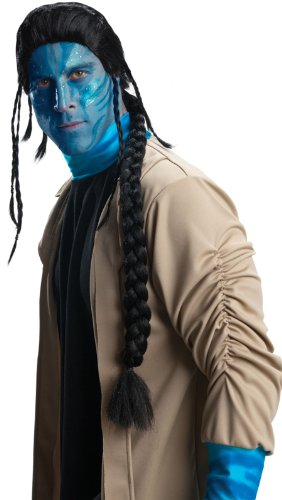 51997/174 Jake Sully Wig Avatar Wig