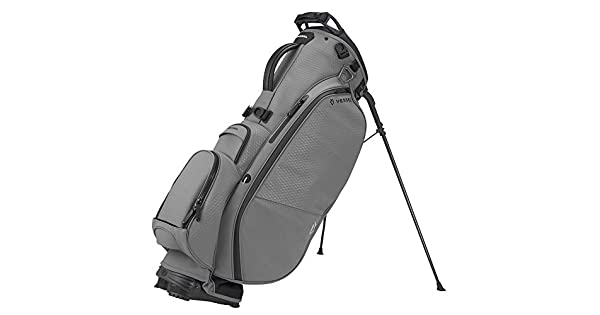 Amazon.com: Vessel Bags Player 2.0 Tech 6-Way Stand Bag Gray ...