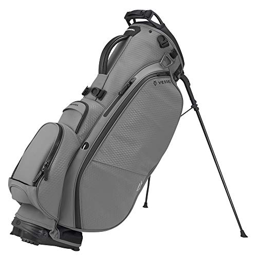 Vessel Bags Player 2.0 Tech 6-Way Stand Bag Gray