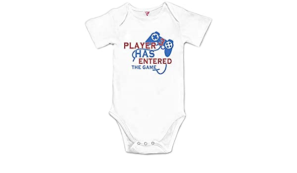 Todo Mafalda Baby Bodysuit Player 3 Has Enter The Game Anuncio de ...