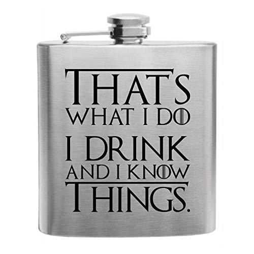 Hip Design Flask (