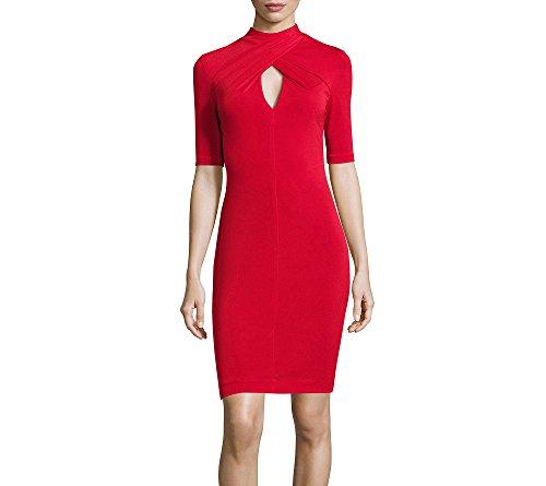 Jersey Keyhole Dress - 2
