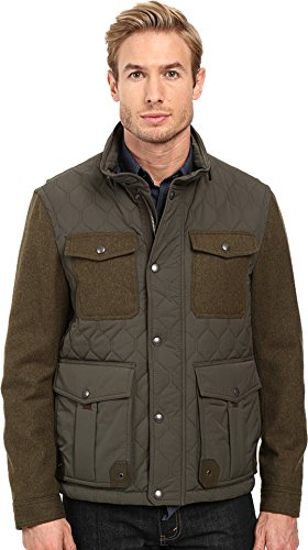 COACH Nylon Quilted Field Jacket