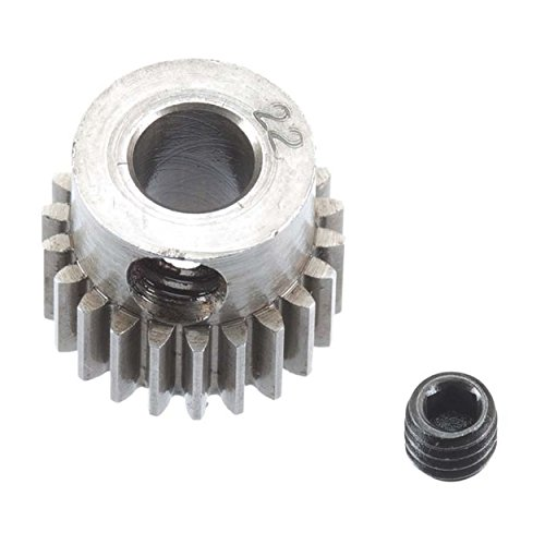 Robinson Racing 2022 Hard 48 Pitch Machined 22T Pinion 5Mm Bore
