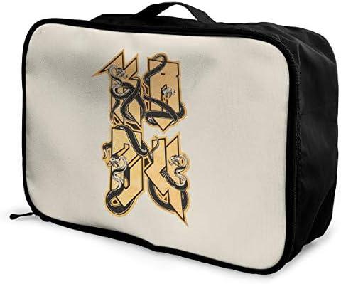 アレンジケース コービーブライアント 旅行用トロリーバッグ 旅行用サブバッグ 軽量 ポータブル荷物バッグ 衣類収納ケース キャリーオンバッグ 旅行圧縮バッグ キャリーケース 固定 出張パッキング 大容量 トラベルバッグ ボストンバッグ