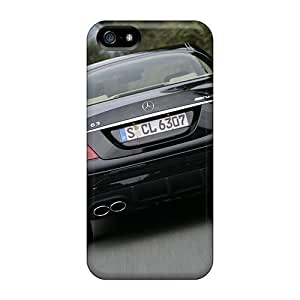 For Iphone 5/5s Protector Cases Mercedes Cl63 Amg Phone Covers