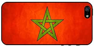 Marocco Flag iPhone 5 - iPhone 5S Case 3102mss