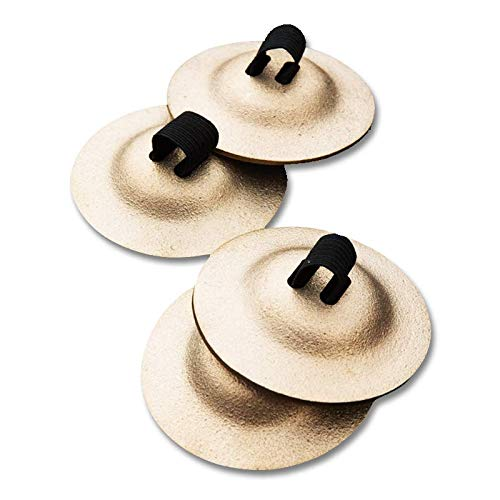 Zildjian Finger Cymbals - Zildjian Dancer Zils, Set of Two Pair