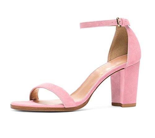 EDEFS - Tira de tobillo Mujer Rosa