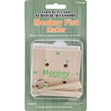 Pepperell PCSA17 Paracord Survival Accessory Monkey Fist Tool
