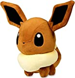 Pokemon Center Original (7-Inch) Stuffed Poke Plush Eevee Doll (Eievui)