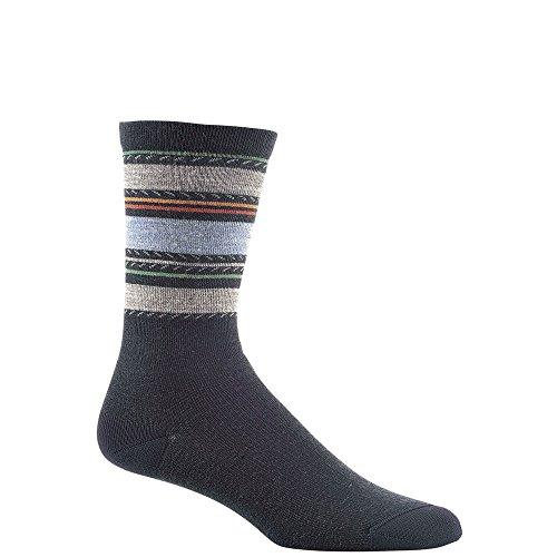 (Wigwam F1426 Women's Santa Fe Fusion Socks, Navy II - MD)