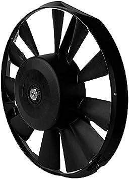 BEHR HELLA SERVICE 8EW 009 157-301 Ventilador, condensador del aire acondicionado: Amazon.es: Coche y moto