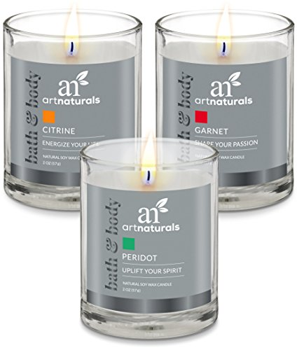 Art-Naturals-Aromatherapy-Candle-3-Piece-Set-of-Scented-Fragrance-Soy-Wax-Made-in-USA-with-Essential-Oils-2-oz